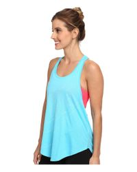 Nike - Blue Signal Relaxed Tank - Lyst