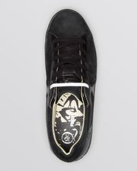 PUMA Black Alexander Mcqueen Move Lo Sneakers for men