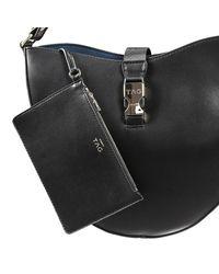 Pinko   Black Handbag   Lyst
