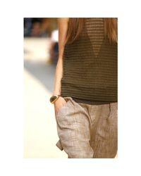 Chloé Metallic Ciara Bracelet
