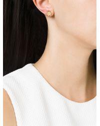 Katrine Kristensen | Metallic Star Earring | Lyst