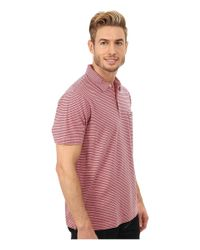 Vineyard Vines - Pink Seabrook Stripe Polo for Men - Lyst