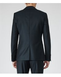 Reiss | Green Menenzies B Slim-fit Blazer for Men | Lyst