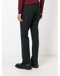 Paul Smith - Gray Classic Tailored Trousers for Men - Lyst