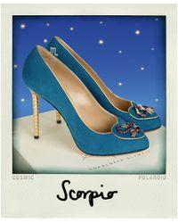 Charlotte Olympia Blue Scorpio Cosima