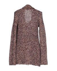 Roberto Collina Purple Sweater