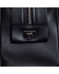Sportmax - Black 'marte' Big Shoulder Bag - Lyst
