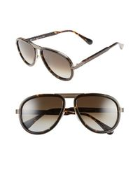 Ill.i by Will.i.am | Black 'wa504s' 57mm Sunglasses | Lyst