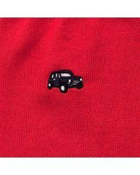 Thomas Pink Red Car Socks