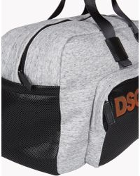 DSquared² - Gray Antony Duffle for Men - Lyst