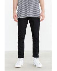 Calvin Klein - Black Slim Jean for Men - Lyst