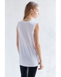 Truly Madly Deeply | White The One That Got Away Tee | Lyst