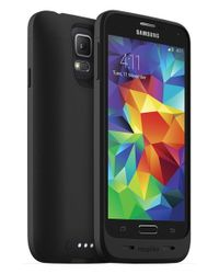 Mophie - Black 'juice Pack' Samsung Galaxy S5 Charging Case - Lyst