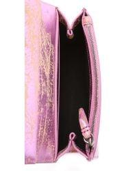 3.1 Phillip Lim | Soleil Mini Chain Shoulder Bag - Baby Pink | Lyst
