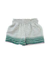 lemlem - Green Biftu Shorts - Lyst
