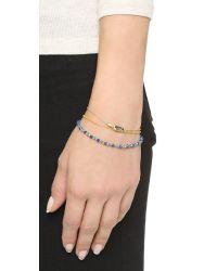 Astley Clarke | Cosmos Prismatic Bracelet Set - Blue/gold | Lyst