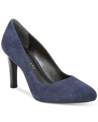 Franco Sarto - Black Caspian Pumps - Lyst