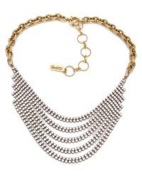 Elizabeth Cole | Metallic Katherine Necklace | Lyst