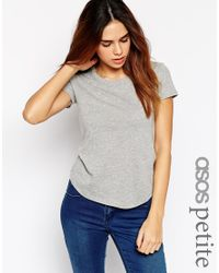 ASOS | White The Crew Neck T-shirt | Lyst