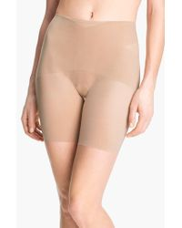 Spanx Natural 'skinny Britches' Mid-thigh Shaper