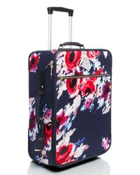 kate spade new york | Multicolor Classic Nylon Hazy Floral International Carry-on | Lyst