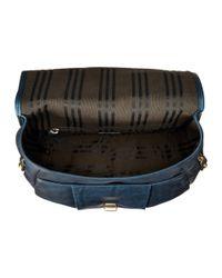Frye - Blue Parker Backpack - Lyst