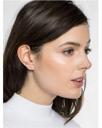 BaubleBar Metallic Constellation Ear Crawler Set-Rose Gold