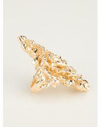Repossi - Metallic Neree Ring - Lyst