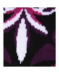 Emilio Pucci - Purple Wool Sweater - Lyst