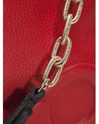 Vlieger & Vandam - Red Guardian Angel Handcuff Clutch - Lyst
