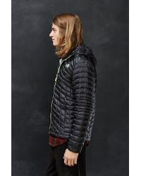 The North Face - Gray Thermoball Hoodie Jacket for Men - Lyst
