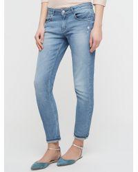 Jigsaw Blue Hampton Light Wash Jeans