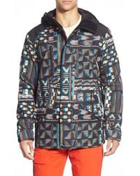 The North Face - Black 'dubs' Hyvent Parka for Men - Lyst