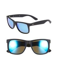 Ray-Ban | Black 54mm Sunglasses | Lyst
