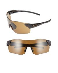 Smith Optics | Brown 'pivlock(tm) Arena Max' 130mm Sunglasses for Men | Lyst
