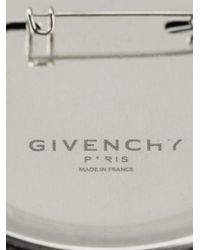 Givenchy | Black Star Pin Badge | Lyst