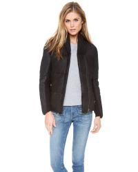Muubaa | Black Eylmere Padded Jacket | Lyst