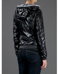 Duvetica Black Shiny Jacket