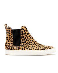 Loeffler Randall Black Crosby Sneaker
