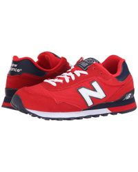 New Balance Red 515 - Polo