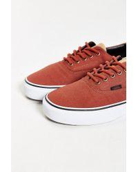 Vans Brown Era 59 Cork Sneaker for men