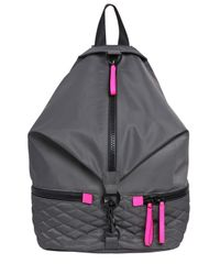 Rebecca Minkoff | Gray Julian Sport Nylon Backpack | Lyst