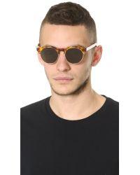 Han Kjobenhavn Brown Smith Sunglasses for men