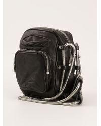Alexander Wang | Black Brenda Camera Crossbody Bag | Lyst