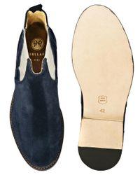 Soulland - Blue Grausten Chelsea Boots for Men - Lyst