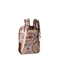 Billabong Multicolor Connected Spiral Backpack