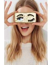 Urban Outfitters - Metallic Bella Eye Iphone 6/6s Case - Lyst