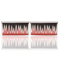 Jules B - Pink Heartbeat Cufflinks for Men - Lyst