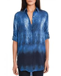 M.i.h Jeans - Blue The Simple Shirt - Lyst