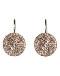 Fossil | Metallic Vintage Glitz Earrings | Lyst